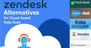 zendesk alternatives for cloud based help desk