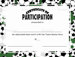 Free Soccer Certificate Templates 30 Free Printable Soccer Certificates Pryncepality