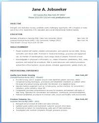 Student Nurse Resume Cool Example Rn Resume Operating Room Registered Nurse Resume Sample Rn