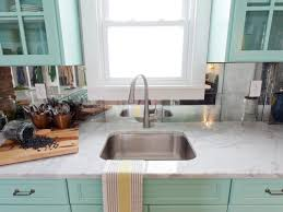 Mirror Tile Backsplash Kitchen Ceramic Tile Backsplashes Pictures Ideas Tips From Hgtv Hgtv