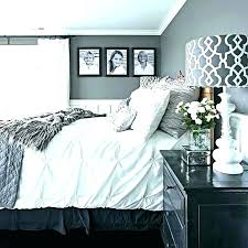 fur bedroom bench white end of bed grey black and full