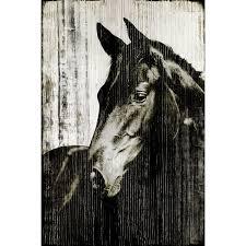 Ballard Designs Horse Art Equine Portrait Giclees Ballard Designs Honor By Samantha