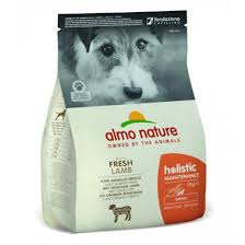 <b>Almo Nature</b> Holistic Dry Dog <b>Adult</b> Maintenance Sml With Fresh Lamb