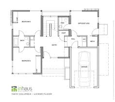 floor plan house lower modern map design floor plan n small sample