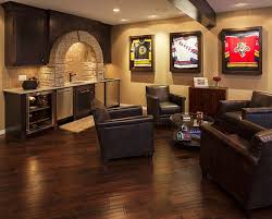 View in gallery Give the man cave some refined panache