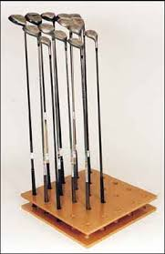 Golf Club Display Stand BB Shopfittings 1