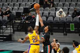 What we learned in the Spurs 2nd loss in a row vs Lakers - Pounding The Rock