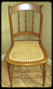 erickson s chair caning