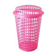 Pink Plastic Laundry Basket Magnificent Pink Plastic Laundry Basket Target Laundry Basket Pink Plastic