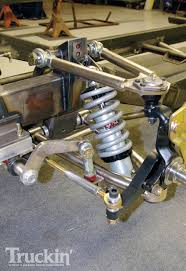 All Chevy chevy c10 suspension kit : 1965 Chevy C10 Buildup - Custom Chevy Truck - Truckin' Magazine