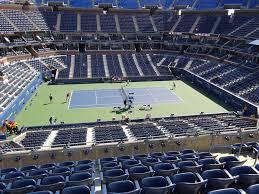 Arthur Ashe Stadium View From Loge 127 Vivid Seats