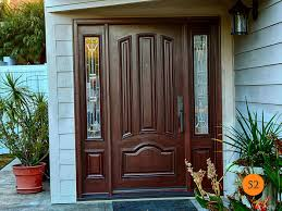 traditional 36 fiberglass entry doors with sidelights46