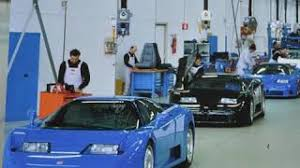 Romano artioli had been a great collector of bugatti vehicles for decades. Bugatti Eb110 Developed By The Greatest Minds Of The Automotive World
