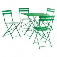 garden table and chairs for sale bristol. parc 4 seat green metal folding garden table and chairs set for sale bristol s