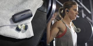 bose truly wireless earbuds. bose unveils new soundsport free truly wireless earbuds geared towards active lifestyles
