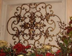 Small Picture Wrought Iron Wall Decor Ideas Wrought Iron Wall Designs 109 House