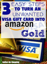 It would be nice if there were combine gift card apps that would let you combine balances from a few different cards into one bigger balance that you could use to shop with, but sadly that's not an option. How To Turn An Unwanted Visa Gift Card Into Amazon Gold