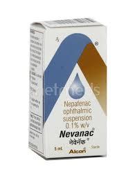 nevanac eye drops 5ml cines