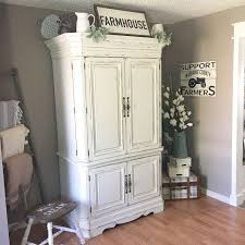 home office armoire. Repurposed Tv Armoire Into A Home Office. Office