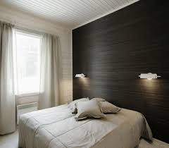 Black wallpaper, mysterious room wall decor  Kids room decor with playful  shadows, bedroom wallpaper