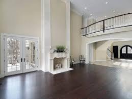 dark hardwood floors - ebony and jacobean