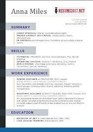 Student Resume Builder 2017 Resume Builder