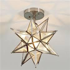 star shaped lighting. Garage Light Fixtures Vintage Lights Traditional Pendant Lighting Modern Simple Detail Example Design Indoor Best Star Shaped