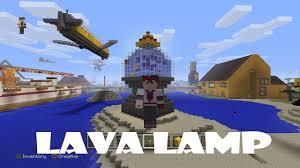 Minecraft Lava Lamp Youtube