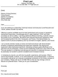 Gallery Of How To Format Resumes Cover Letters Thank You Letters
