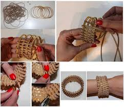diy leather wrapped bracelet diy projects