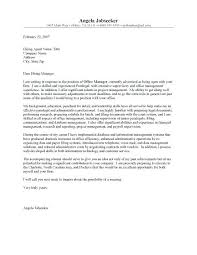 Legal Assistant Cover Letter Sample No Experience Legal