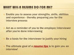Tips For An Effective Resumes Resume Tips For Effective Resume Writing