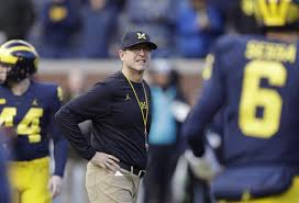Despite Another Loss Michigan Might Be On Track Paul Chryst As