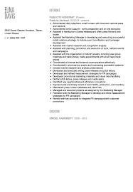 Publicity Assistant Resume Sample Velvet Jobs
