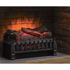 duraflame electric log set insert 4600 btu 1350 watts for great electric logs for existing fireplace