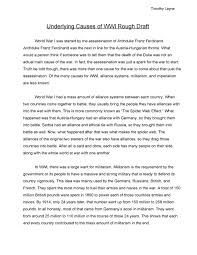 ww essay co ww1 essay causes of wwi dbq essay welcome