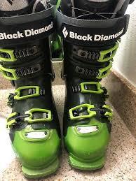 Black Diamond Ski Boots Size Chart Black Diamond Factor Mx 130 At Ski Boots Mens 26 5 120 00