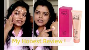 lakme cc cream review in hindi demo how to apply preetipranav