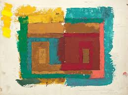 28 Paper Louisiana On Paper Josef Albers At Louisiana Museum Of