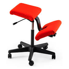 wing balans kneeling ergonomic chair from posturite