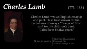 charles lamb top quotes  charles lamb top 10 quotes