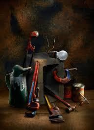 harold ross s light painting student rob cardillo s still life photograph