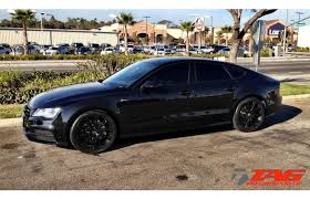 audi a7 blacked out. 12u0027 a7 blackout left right audi blacked out a