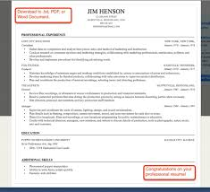 ... Pro Resume Builder Online Resume Builder 2017