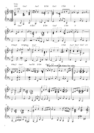 O Christmas Tree Vince Guaraldi Sheet Music For Piano