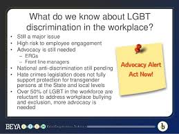 transgender rights thesis gay lesbian and transgender discrimination in the workplace speakin gay lesbian and transgender discrimination in the