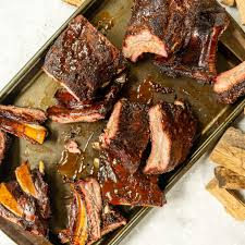 easy vertical smoked ribs recipe