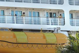 During 7-day cruise, coronavirus changes the world - Orlando Sentinel