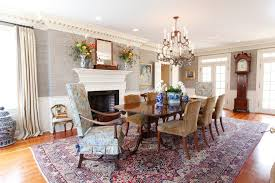 dining room grass cloth wallpaper dining room traditional with chandelier flush mount ceiling lights