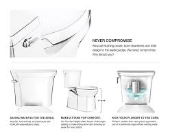 features to consider when buying a toilet comfort height s36